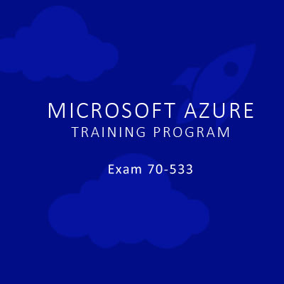 Implementing Microsoft Azure Infrastructure Solutions Exam 70-533