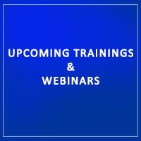 Training & webinar